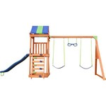 Denver Wooden Swing Set - view number 1