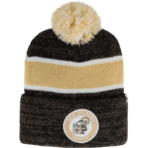 '47 New Orleans Saints Noreaster Cuff Knit Hat