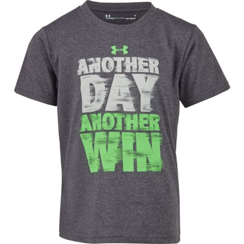 Under Armour Boys' Another Day Another Win T-shirt