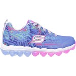 SKECHERS Girls' Skech-Air Jumparound Training Shoes - view number 3