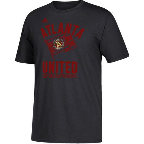 adidas Men's Atlanta United FC 2017 MLS Cup Playoffs Club Pride T-shirt
