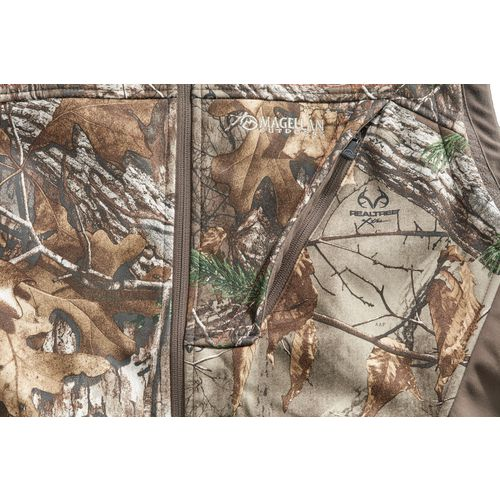 Magellan Outdoors Men's Mesa Softshell Vest - view number 7