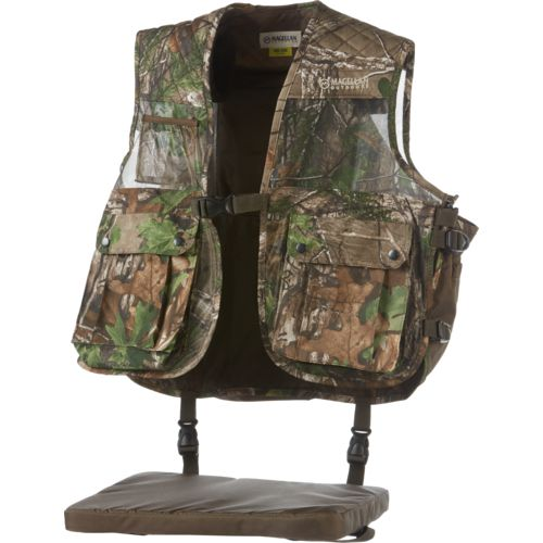 Magellan Outdoors Kids' Mesh Realtree Xtra Camo Turkey Vest