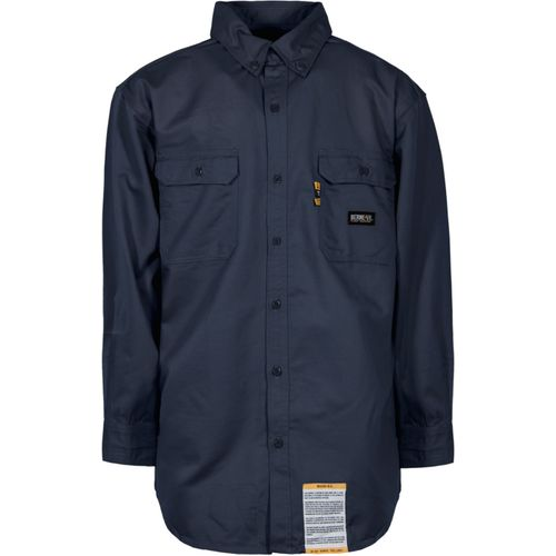 Berne Men's FR Button-Down Workshirt