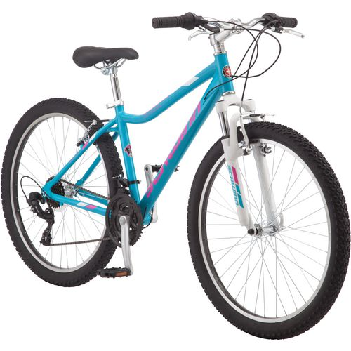 Schwinn Women's High Timber AL 26-inch 21-Speed Mountain Bike