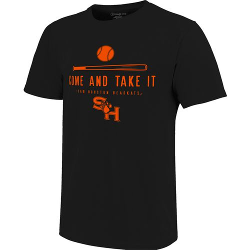Nice Image One Men's Sam Houston State University Come and Take It T-shirt
