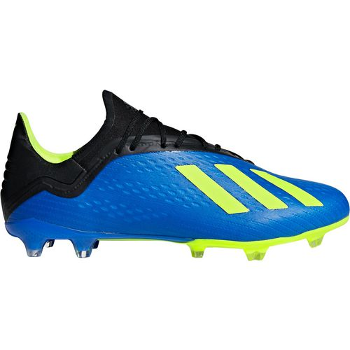 adidas Men's X 18.2 Firm Ground Soccer Shoes