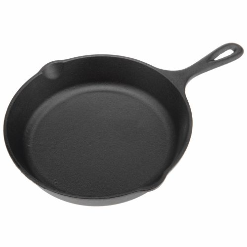 """Display product reviews for Lodge 9"""" Preseasoned Cast-Iron Skillet"""