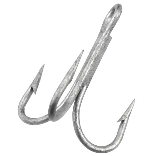 Mustad Treble Hooks 25-Pack - view number 1