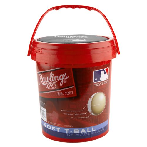 Rawlings Indoor/Outdoor Training T-Ball Bucket - view number 1