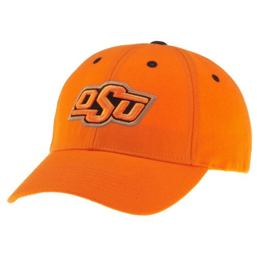 Image for Top of the World Adults' Triple Conference Oklahoma State Baseball Cap from Academy