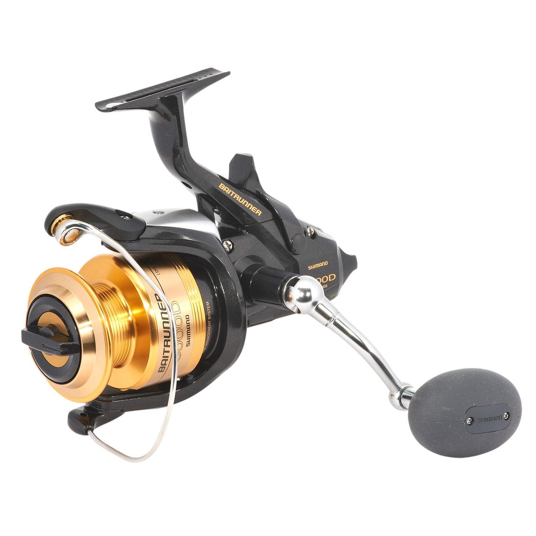 Shimano Baitrunner 6000-D Offshore Spinning Reel Convertible