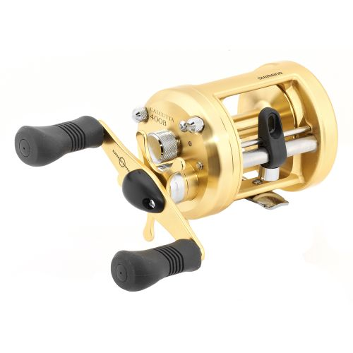 Shimano Calcutta 400 B Round Baitcast Reel Right-handed