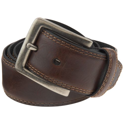 Magellan Outdoors Men's Double Stitch Belt