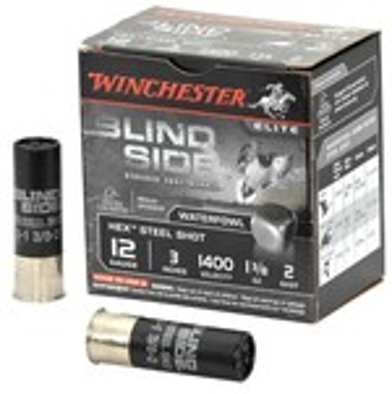 Winchester Blindside™ 12 Gauge Waterfowl Ammunition