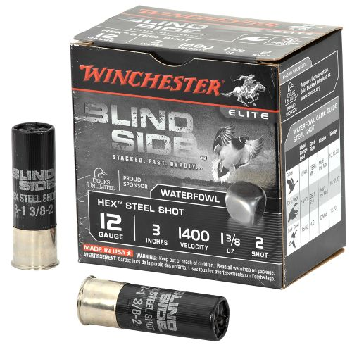 Winchester Blindside 12 Gauge Waterfowl Ammunition