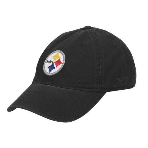 Reebok Women's Pittsburgh Steelers Slouch Adjustable Cap