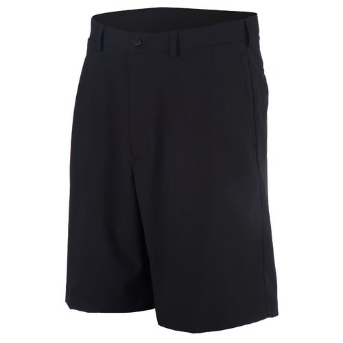 PGA Tour Men's Microfiber Flat Front Golf Short