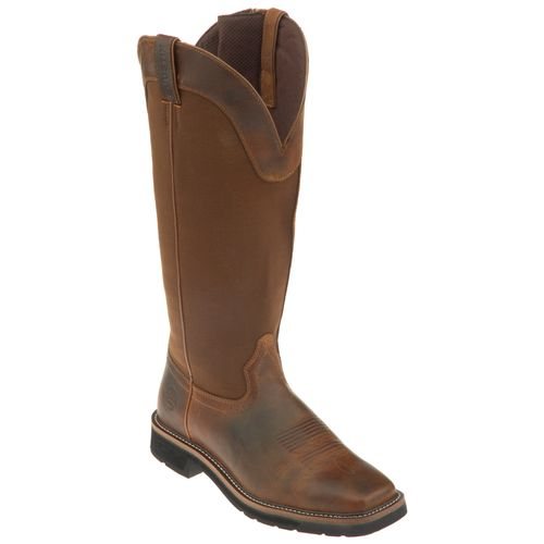 Justin Men's Original Workboots Stampede Snake Boots - view number 2