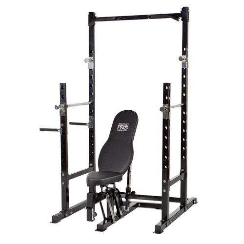 Marcy PM-3800 Power Rack and Bench