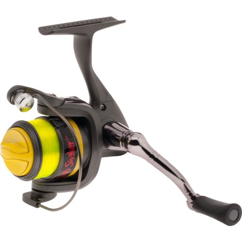 Display product reviews for Mr. Crappie® Slab Shaker® Spinning Reel Convertible