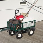 Academy Heavy-Duty Max-400 Utility Cart - view number 3