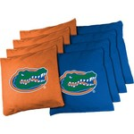 Wild Sports NCAA & NFL Team Tailgate Toss XL Bean Bag Set