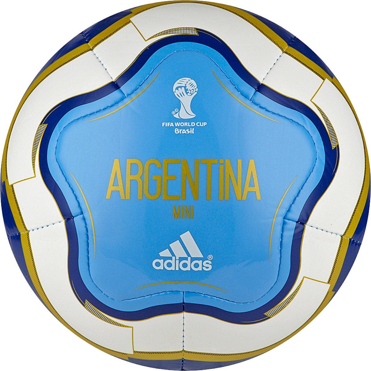 adidas™ OLP 2014 Capitano Argentina Mini Soccer Ball