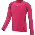adidas Men's techfit™ Fitted Long Sleeve Top