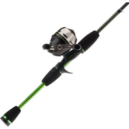 Abu garcia abumatic sx 6 39 m spincast rod and reel combo for Youth fishing rod and reel combo