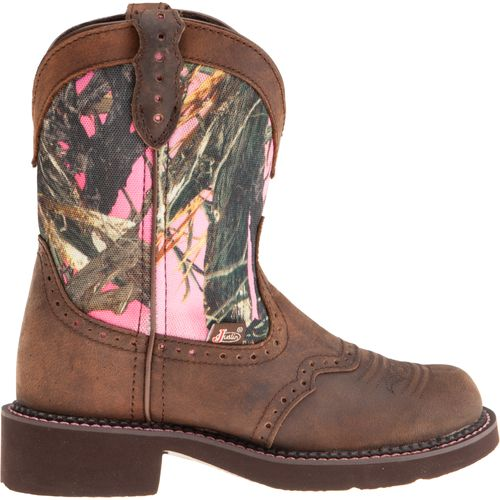Display product reviews for Justin Women's Gypsy® Aged Bark Western Boots