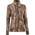 Under Armour® Women's Ayton Fleece Camo Jacket