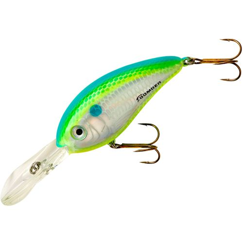 Display product reviews for BOMBER Fat Free Shad Jr. Crankbait