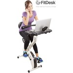 FitDesk Pedal Desk 2.0 Exercise Bike