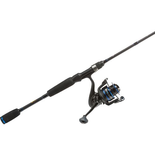 "Lew's® American Hero 6'6"" M Spinning Rod and"