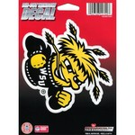 Tag Express Wichita State University Die-Cut Decal