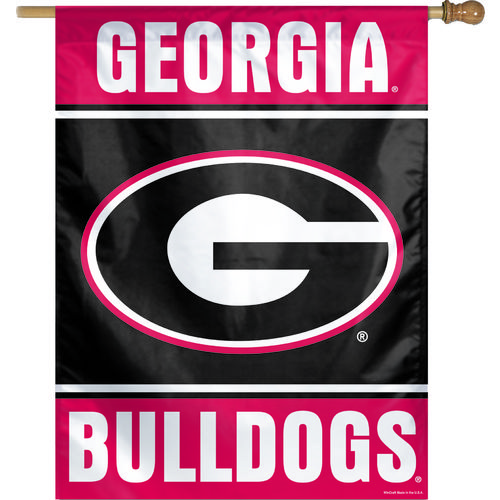 WinCraft University of Georgia Vertical Flag