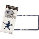 Stockdale Dallas Cowboys License Plate Frame