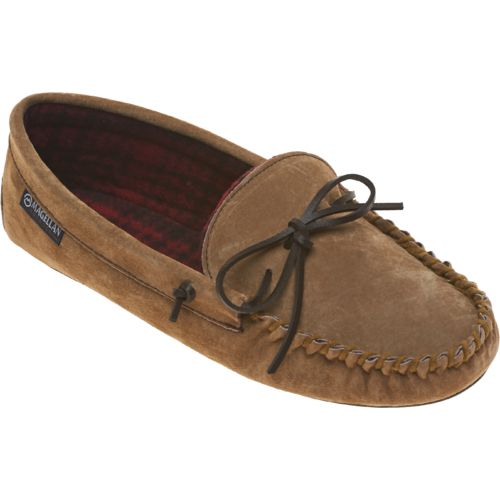 Magellan Outdoors Men's Basic Moc Slippers