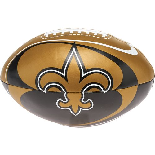 Jarden Sports Licensing Kids' New Orleans Saints Goal-Line 8' Softee Football