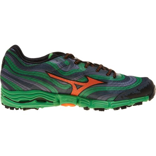 Mizuno Men's Wave Kazan Trail Running Shoes - view number 1