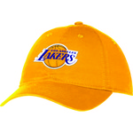 adidas Women's Los Angeles Lakers Slouch Adjustable Cap