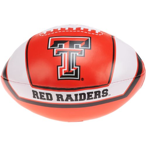 "Display product reviews for Rawlings Texas Tech University Goal Line 8"" Softee Football"