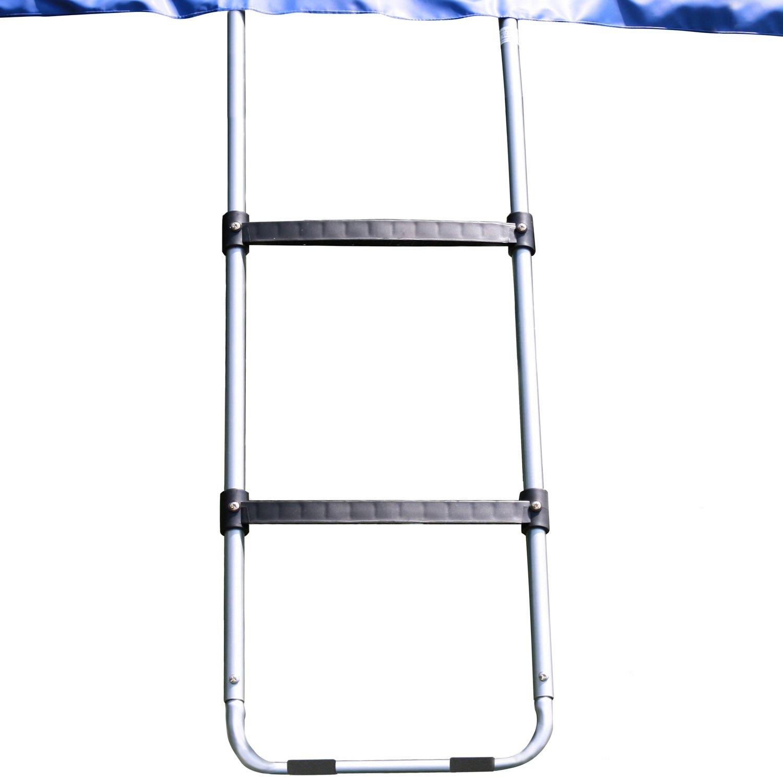 Display product reviews for Skywalker Trampolines 2-Rung Trampoline Ladder