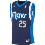 NBA Boys' Dallas Mavericks Chandler Parsons #25 Revolution 30 Replica Jersey