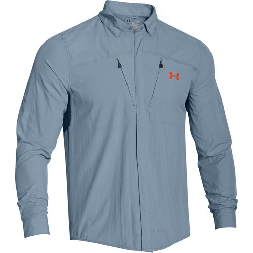Image for under armour men 39 s ridge reaper hydro woven for Under armor fishing shirt