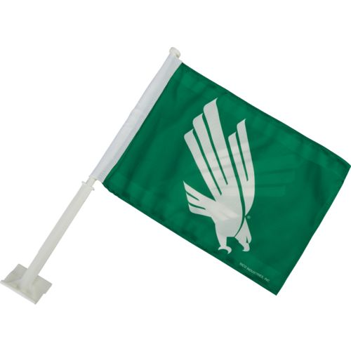 Tag Express University of North Texas Car Flag