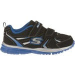 SKECHERS Boys' Speedees Burn Outs Athletic Training Shoes