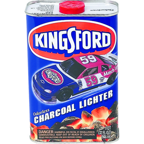 Kingsford® 12 oz. Lighter Fluid Bottle