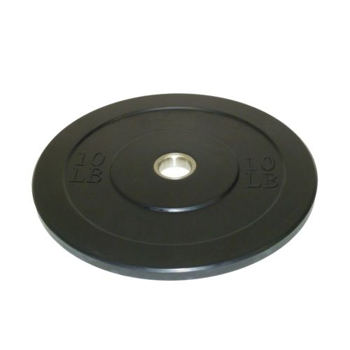 Apollo Athletics Rubber-Coated Bumper Plate - view number 1